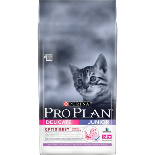 Pro Plan Junior Kitten Delicate Turkey