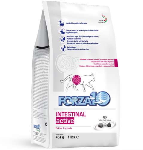 Forza10 ActiveLine CAT Intestinal Active