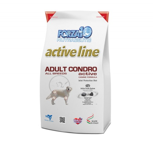 Forza 10 ActiveLine DOG Adult Condro All Breeds