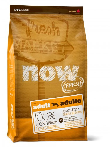 Now Fresh adult all breeds recipe grain free