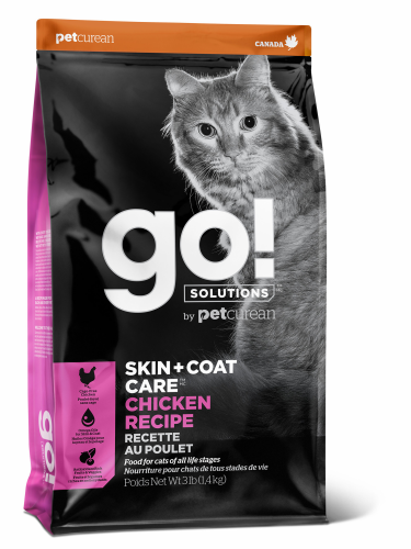 GO! Skin&Coat Chicken Recipe for Cats