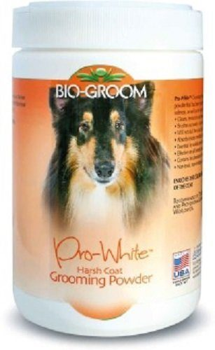 Bio-Groom Pro White Harsh пудра жесткая
