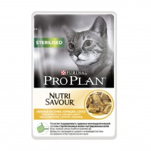Pro Plan NutriSavour Sterilised Chicken