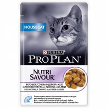 Pro Plan NutriSavour Housecat Turkey