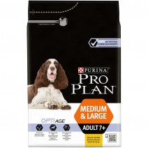 Pro Plan medium & large adult 7+