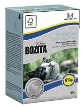 Bozita Feline Funktion Diet & Stomach Tetra Pak