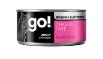 GO! Grain free chicken pate CF